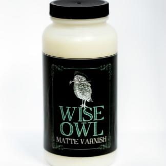 Wise Owl Varnish/Versiegelung
