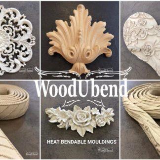 WoodUbend & Posh Chalk Metallic Paste