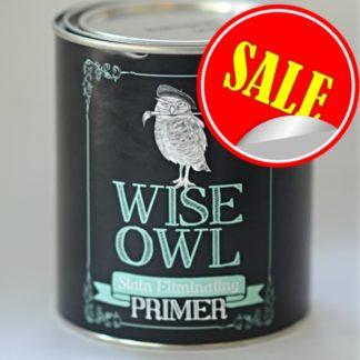 Wise Owl von Grundierung bis Wachs und Spezialitäten